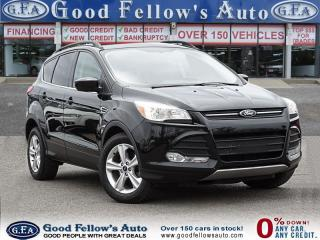 Used 2014 Ford Escape SE MODEL, LEATHER SEATS, NAVI, REARVIEW CAMERA for sale in North York, ON