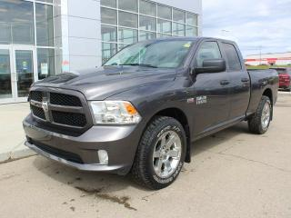 Used 2017 RAM 1500 ST for sale in Peace River, AB