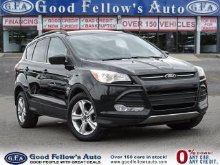 Used 2014 Ford Escape SE MODEL, HEATED SEATS, REARVIEW CAMERA, 1.6L ECO for sale in North York, ON