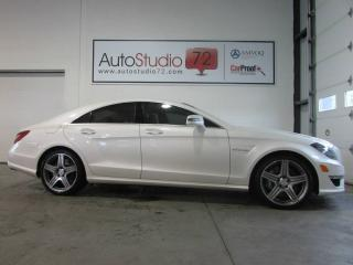 Used 2013 Mercedes-Benz CLS-Class CLS 63 AMG berline 4 portes for sale in Mirabel, QC