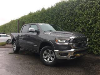 Used 2019 RAM 1500 LARAMIE 4X4 + NO EXTRA DEALER FEES for sale in Surrey, BC
