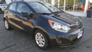 Used 2012 Kia Rio LX for sale in Mono, ON