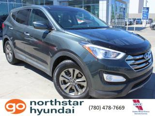 Used 2013 Hyundai Santa Fe Sport LUX/LEATHER/PANOROOF/BACKUPCAM for sale in Edmonton, AB