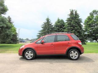 Used 2010 Suzuki SX4 Touring- Hatchback for sale in Thornton, ON