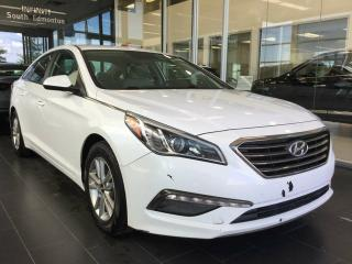 Used 2015 Hyundai Sonata SE, BACKUP CAMERA, ACCIDENT FREE for sale in Edmonton, AB