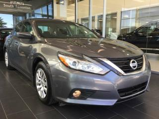 Used 2016 Nissan Altima 2.5 S, BACKUP CAMERA, ACCIDENT FREE for sale in Edmonton, AB