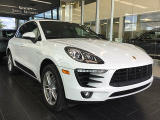 Used 2015 Porsche Macan S, NAVI, HEATED/COOLED LEATHER, AWD for sale in Edmonton, AB