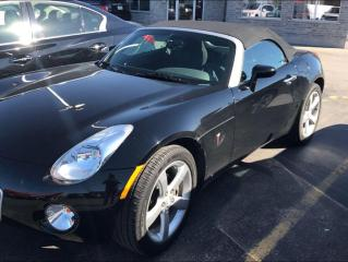 Used 2007 Pontiac Solstice CONVERTIBLE for sale in North York, ON
