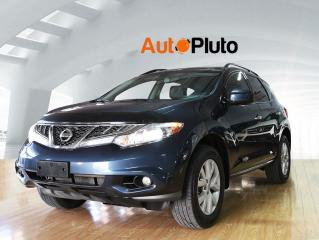 Used 2013 Nissan Murano SL for sale in North York, ON