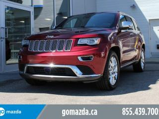 Used 2014 Jeep Grand Cherokee SUMMI for sale in Edmonton, AB