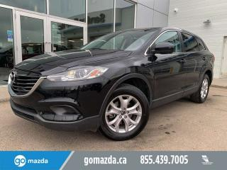 Used 2015 Mazda CX-9 GS LUXURY LEATHER SUNROOF BACK UP CAMERA for sale in Edmonton, AB