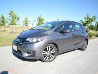 Used 2015 Honda Fit EX-L Navi for sale in Toronto, ON