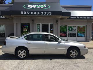 Used 2005 Chevrolet Impala for sale in Mississauga, ON
