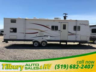 Used 2007 Dutchmen 261BHS  TRAVEL TRAILER 4 MAN BUNKHOUSE for sale in Tilbury, ON