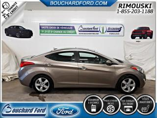 Used 2011 Hyundai Elantra GLS for sale in Rimouski, QC