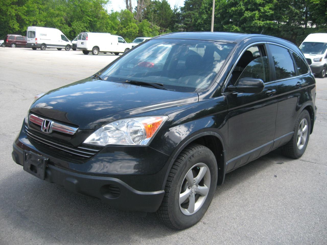 Photo of Black 2009 Honda CR-V