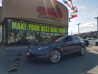 Used 2014 Lincoln MKZ for sale in Scarborough, ON