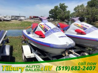 Used 1996 Yamaha Wave Runner WAVERAIDER 1100 CC 2 STROKE for sale in Tilbury, ON