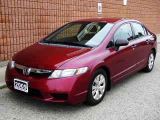 Used 2009 Honda Civic LOW KMS | CERTIFIED | AUTO for sale in Waterloo, ON