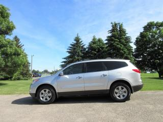 Used 2010 Chevrolet Traverse LT- 8 PASSENGER AWD for sale in Thornton, ON