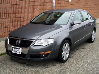 Used 2008 Volkswagen Passat Comfortline | CERTIFIED | AUTO for sale in Waterloo, ON