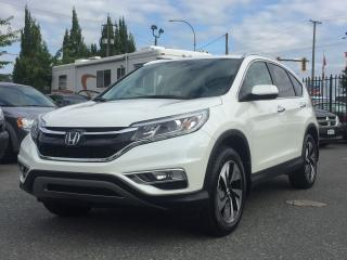 Used 2015 Honda CR-V Touring for sale in Langley, BC