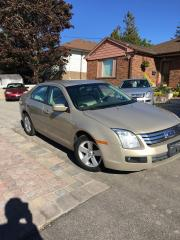 Used 2007 Ford Fusion SE for sale in Bradford, ON