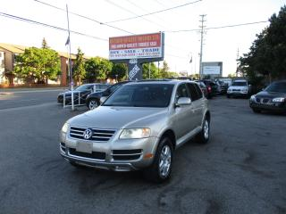 Used 2004 Volkswagen Touareg for sale in Scarborough, ON