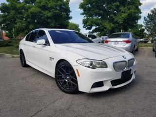 Used 2011 BMW 5 Series 550i xDrive M SPORT for sale in Woodbridge, ON