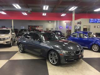 Used 2014 BMW 320i 320I X DRIVE SPORT + LIGHTING PKG AUT0 SUNROOF 79K for sale in North York, ON