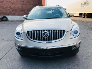 Used 2010 Buick Enclave CX for sale in Brampton, ON