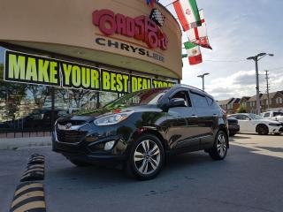 Used 2014 Hyundai Tucson Limited for sale in Scarborough, ON