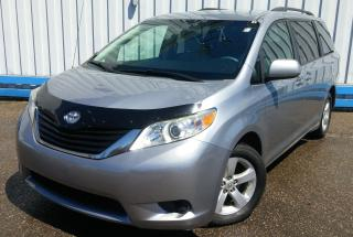 Used 2012 Toyota Sienna LE *8 PASSENGER* for sale in Kitchener, ON