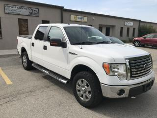 Used 2012 Ford F-150 XLT,ONE OWNER,NO ACCIDENTS for sale in Burlington, ON