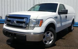 Used 2013 Ford F-150 XLT Long Box *TRUCK CAP* for sale in Kitchener, ON