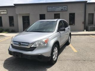 Used 2009 Honda CR-V EX,SUNROOF,ALLOY RIMS for sale in Burlington, ON