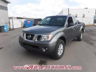 Used 2016 Nissan FRONTIER SV KING CAB 4X4 AT 4.0L for sale in Calgary, AB