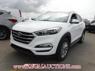 Used 2017 Hyundai TUCSON  4D UTILITY AWD for sale in Calgary, AB