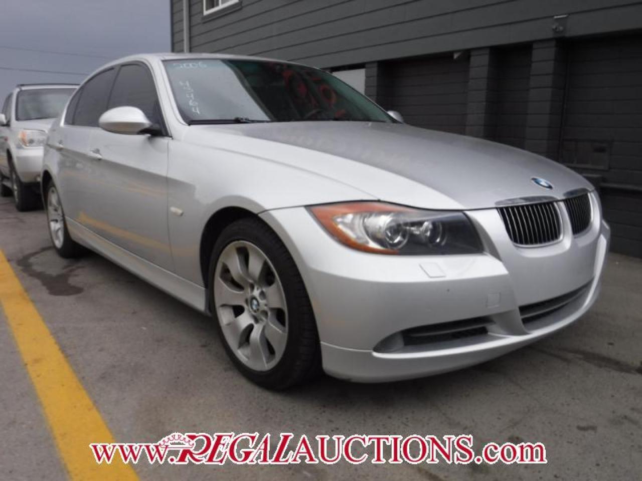 Photo of Silver 2006 BMW 3 SERIES 330XI 4D SEDAN AWD