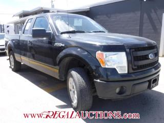 Used 2013 Ford F150 STX 4D SUPERCAB 2WD for sale in Calgary, AB