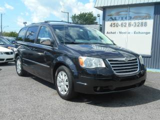 Used 2010 Chrysler Town & Country ***TOURING,DVD,PORTES AUTOMATIQUE*** for sale in Longueuil, QC