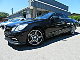 Used 2011 Mercedes-Benz E550 E550 COUPE V8 **INTERIEUR DESIGNO**Conve for sale in Repentigny, QC