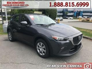Used 2017 Mazda CX-3 GX for sale in Richmond, BC
