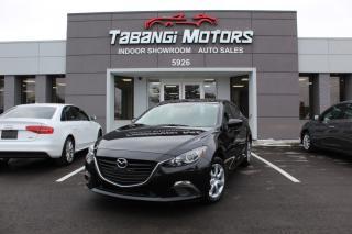 Used 2016 Mazda MAZDA3 GX I NO ACCIDENTS I NAVIGATION I REAR CAM I BIG SCREEN I BT for sale in Mississauga, ON