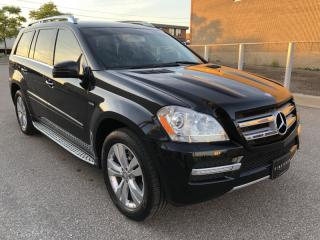 Used 2011 Mercedes-Benz GL-Class 4MATIC I BlueTEC I Navigation for sale in North York, ON