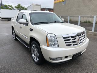 Used 2008 Cadillac Escalade EXT AWD I Leather I Navigation for sale in North York, ON