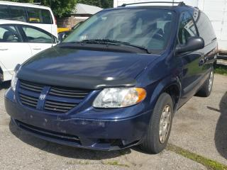 Used 2005 Dodge Caravan ACCIDENT free and certified ! Low low km for sale in Brampton, ON