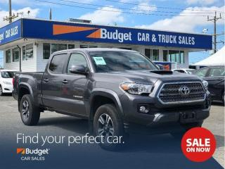 Used 2017 Toyota Tacoma SR5 TRD Sport, Super Clean, Low Kms for sale in Vancouver, BC