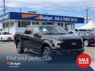 Used 2017 Ford F-150 Navigation, Parking Assistance, Panoramic Roof for sale in Vancouver, BC