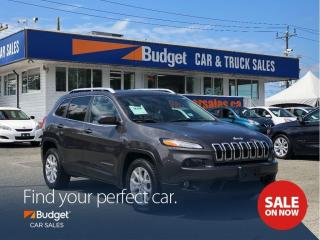 Used 2015 Jeep Cherokee North Edition, Bluetooth, Nav Ready for sale in Vancouver, BC